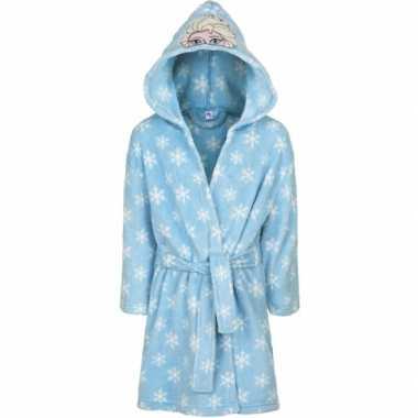 Elsa badjas lichtblauw kinderen